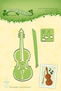 Bilde av Leane Creatief - 45.0799 - Lea'bilities Die - Violin