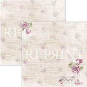 Bilde av Reprint - 12x12 - RP0271 - Lilac Paris Collection - Rose