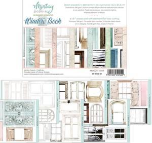 Bilde av Mintay - 6x8 paper pad - Window Book 01