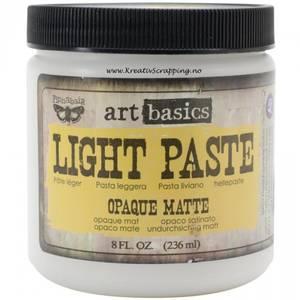 Bilde av Finnabair - 961404 - Art Basics - Light Paste - Opaque Matte