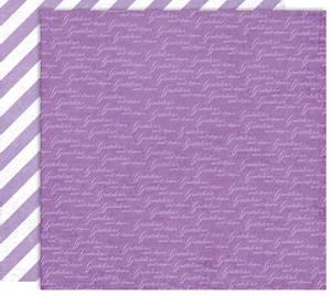 Bilde av Papirdesign PD14879 - Forventning - Gratulerer, lilla