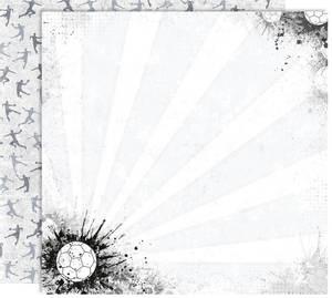 Bilde av Papirdesign PD14882 - Forventning - Håndballkamp