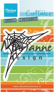 Bilde av Marianne Design - Craftables dies - CR1422 - Spiderweb