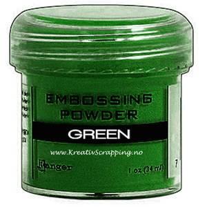 Bilde av Ranger - Embossing powder - Green
