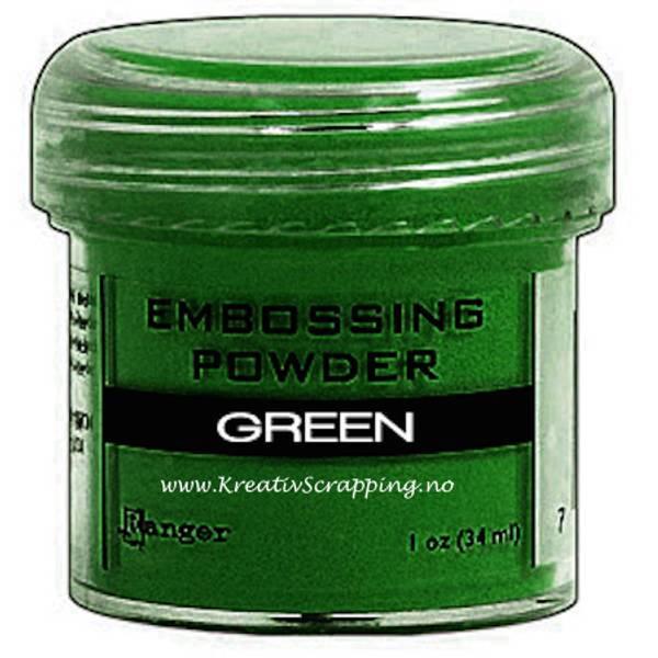 Ranger - Embossing powder - Green