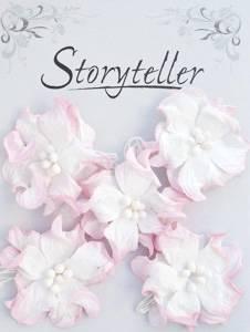 Bilde av Storyteller - Gardenia - Rosa kant - 2088