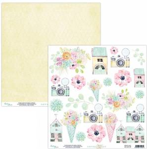 Bilde av Mintay - LOV - 12x12 - Lovely Day - 09 Die Cut Sheet