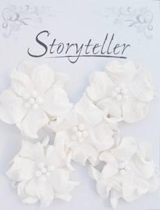 Bilde av Storyteller - Gardenia - Eggeskall - 2071