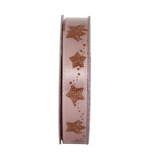 Docrafts - Forever Friends - Luxury Ribbon - 3m - Gold Stars