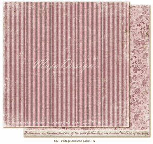 Bilde av MAJA DESIGN - VINTAGE AUTUMN BASIC 627 - NO.IV