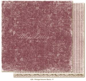 Bilde av MAJA DESIGN - VINTAGE AUTUMN BASIC 628 - NO.V