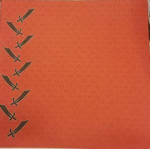 Bilde av Papirdesign PD070205 - Sjørøver