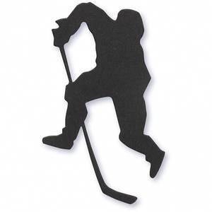 Bilde av Happy Moments - Mix & Match - Die-cut - Ishockeyspiller, 54x64 m