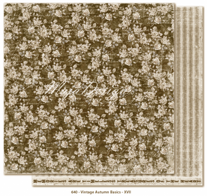Bilde av MAJA DESIGN - VINTAGE AUTUMN BASIC 640 - NO.XVII