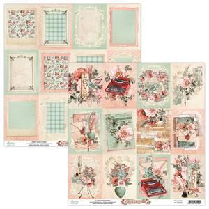 Bilde av Mintay - LET - 12x12 - Love Letters - 06 Picture Sheet