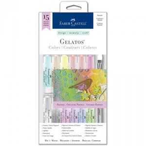 Bilde av Faber-Castell - Gelatos 770168 - Pastels Kit