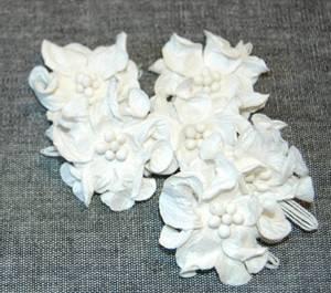 Bilde av Papirdesign - Gardenia - Hvit