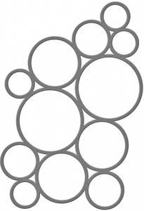 Bilde av Spellbinders - S5-243 -Shapeabilities - Cascading Circles