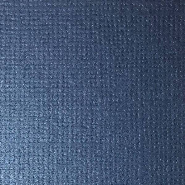 Cardstock - 190g - 12x12 - 2955 - Dark Blue