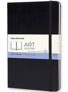 Bilde av Moleskine - Art Collection - Sketchbook - Large - 13x21cm - 165g