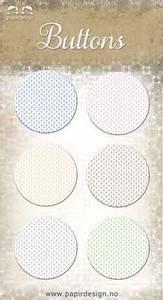 Bilde av Papirdesign - Buttons - 860 - Strikk