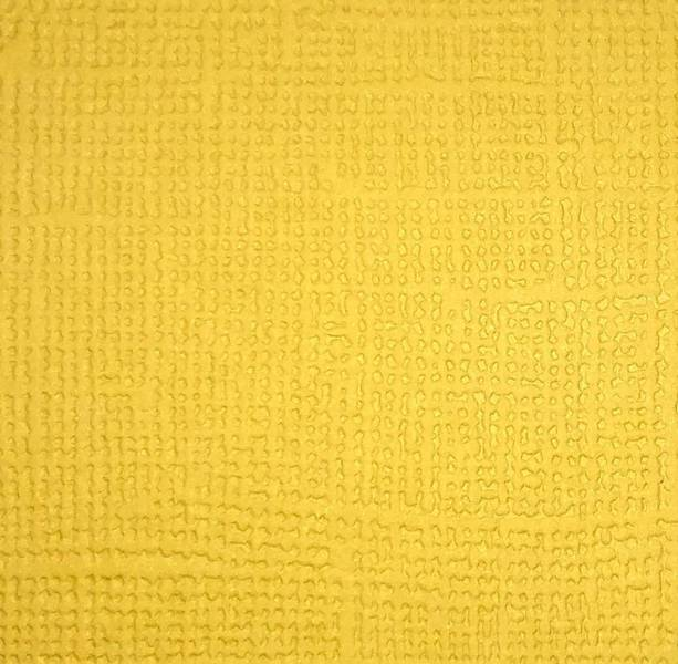 Cardstock - 190g - 12x12 - 3000 - Lemon Yellow