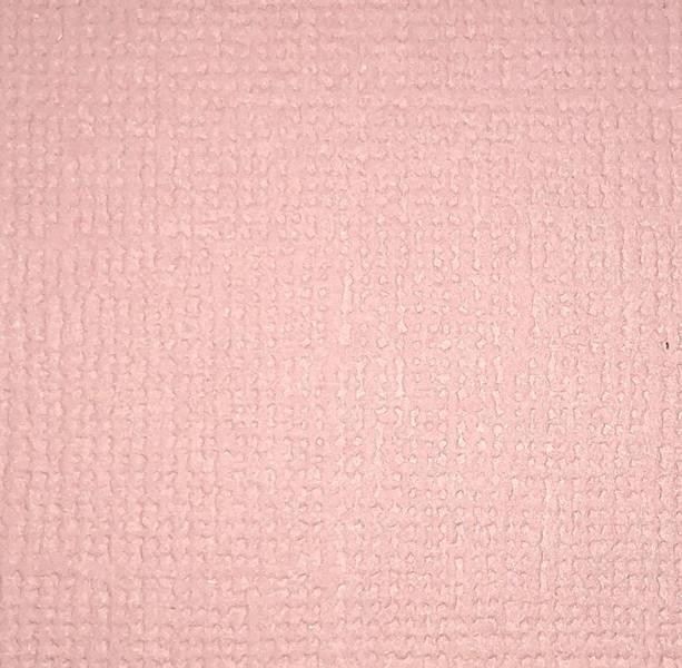 Cardstock - 190g - 12x12 - 699 - Baby Pink