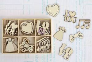Bilde av Prima - Anna Marie Collection - Wood Icons in a Box