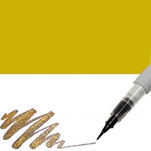Bilde av Zig - Wink of Stella Brush - Glitter Marker - Gold