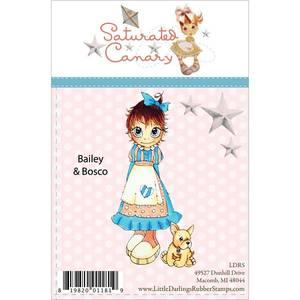 Bilde av Saturated Canary stamp 5065 - BAILEY & BOSCO