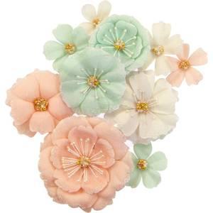 Bilde av Prima - 642877 - Flowers - Apricot Honey - Blush & Mint