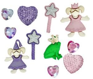 Bilde av Dress it up - Buttons - 5812 - LITTLE PRINCESS