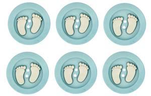 Bilde av Dress it up - Buttons - 5874 - Sew Fun Feet Boy - Baby