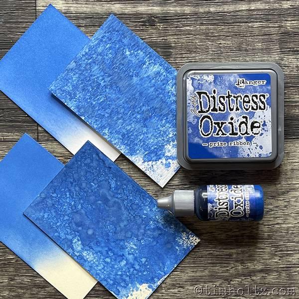 Distress Oxide Ink Pad - 72683 - Prize Ribbon