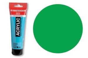 Bilde av Amsterdam - Acrylic Standard - 120ml - 605 BRILLIANT GREEN