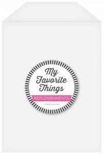 Bilde av My Favorite Things - Clear Storage Pockets - Large - 50pk