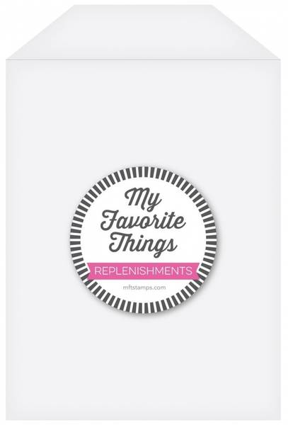 My Favorite Things - Clear Storage Pockets - Large - 50pk