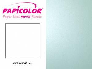 Bilde av Papicolor - Kartong - 12x12 - 366 - Metallic - Babyblå (lys grøn