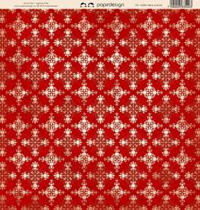 Bilde av Papirdesign PD10540 - Søte juletid