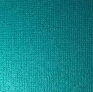 Bilde av Cardstock - 190g - 12x12 - 7467 - Caribbean Blue