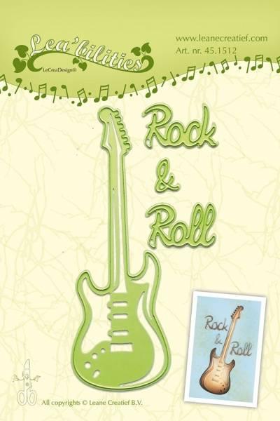 Leane Creatief - 45.1512 - Lea'bilities Die - Guitar