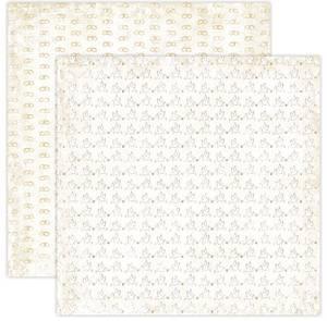 Bilde av Papirdesign PD15020 - Hell Og Lykke - GIFTERING BEIGE