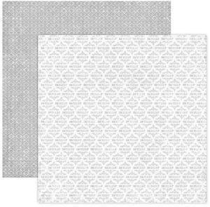 Bilde av Papirdesign PD15022 - Hell Og Lykke - BRYLLUPSFEST GRÅ