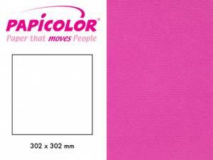 Bilde av Papicolor - Kartong - 12x12 - 912 - Bright Pink