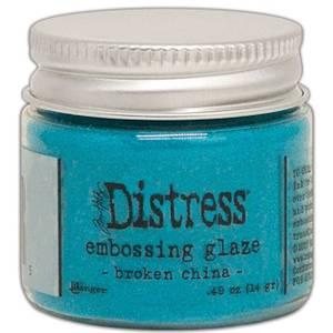 Bilde av Tim Holtz - Distress Embossing Glaze - 70955 - Broken China