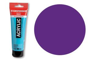 Bilde av Amsterdam - Acrylic Standard - 120ml - 568 PERMANENT BLUE VIOLET
