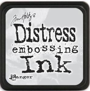 Bilde av Tim Holtz - Distress Mini Embossing Ink Pad - Clear