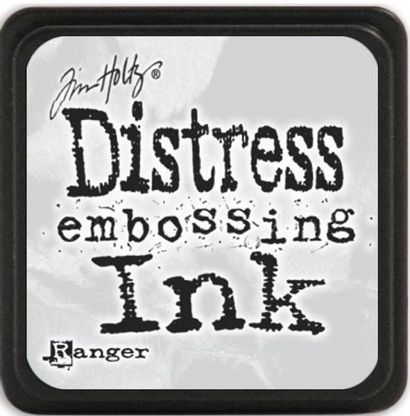 Tim Holtz - Distress Mini Embossing Ink Pad - Clear