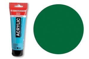 Bilde av Amsterdam - Acrylic Standard - 120ml - 619 PERMANENT GREEN DEEP