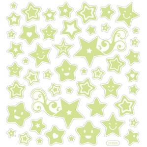 Bilde av Klistremerker - 0466 - Selvlysende Stjerner